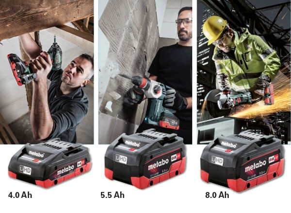 Quelle batterie pour vos outils électroportatifs ?