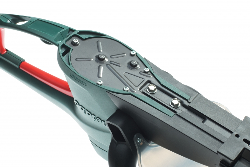 Taille haies metabo hs 8865 de 660 w avec lame aff tage - Taille haie metabo ...