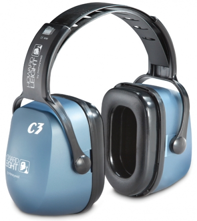 Casque serre-tête clarity C3 Howard leight