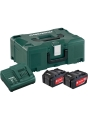 batteries chargeur outils metabo