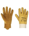 gants manutention huile gras impermeable industrie
