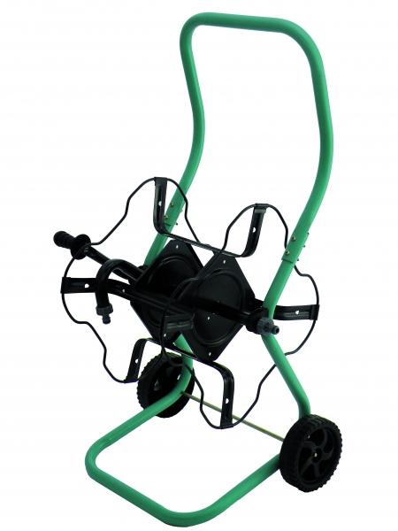d vidoir mobile roulettes pour tuyau d 39 arrosage capacit 70m mermier jardin outiland. Black Bedroom Furniture Sets. Home Design Ideas