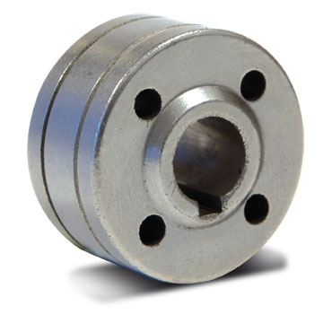 Galet de dévidoir acier type A pour poste à souder MIG, accessoire ... b51b211f5656